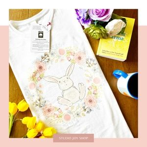NWT - Spring with Coco T-shirt